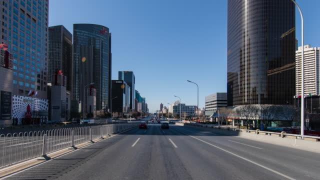 Tid-Lapse: körning i Peking