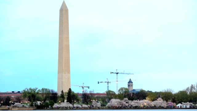 HD-Time-lapse: Washington Monument in Washington DC