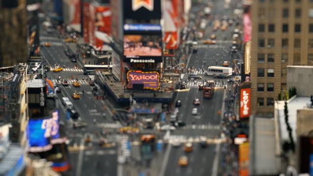WS, HA, SELECTIVE FOCUS, Times Square, New York City, New York, USA