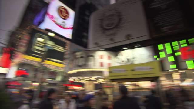 times square or ny streets, new york city, usa - liquid crystal display stock videos & royalty-free footage