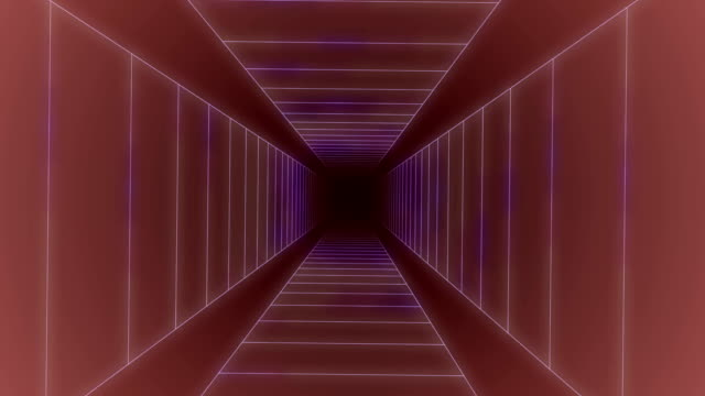 time-space vortex tunnel loop animation - spiral stock videos & royalty-free footage
