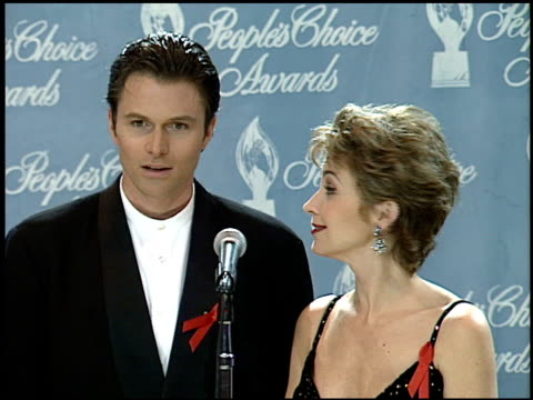 Timothy Daly at the 1995 People's Choice Awards at Universal Studios in Universal City California on March 5 1995