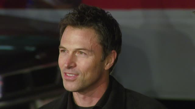 Timothy Daly at the Warner Brothers Pictures' 'The Fountain' US Premiere at Grauman's Chinese Theatre in Hollywood California on November 12 2006