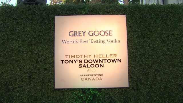 timothy heller at a taste of the world presented by breeders' cup grey goose vodka on 11/2/2012 in pasadena ca - grey goose vodka stock videos & royalty-free footage