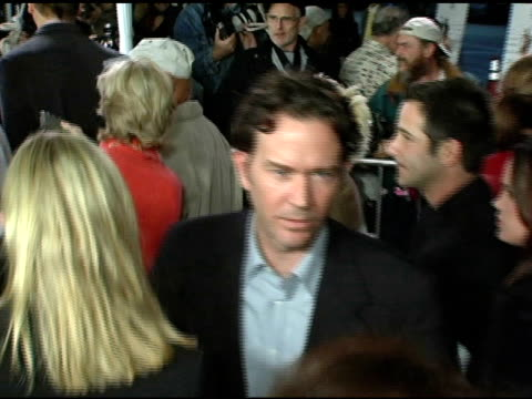Timothy Hutton at the 'Kinsey' Premiere Arrivals at the Mann Village Theatre in Westwood California on November 8 2004