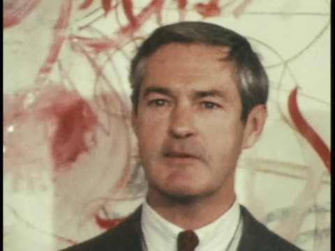 timothy leary speaks of lsd experiences. - acid stock videos & royalty-free footage