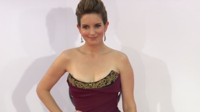 Tina Fey at 64th Primetime Emmy Awards Arrivals Tina Fey at 64th Primetime Emmy Awards Arrivals at Nokia Theatre LA Live on September 23 2012 in Los...