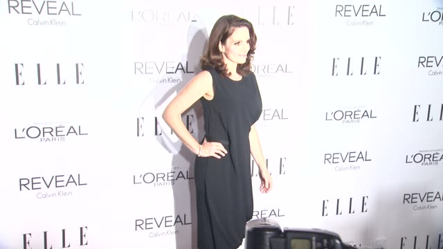 Tina Fey at ELLE's 21st Annual Women In Hollywood Celebration in Los Angeles CA