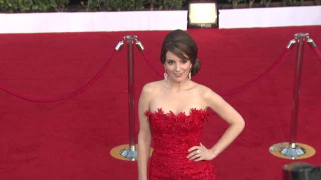 Tina Fey at the 17th Annual Screen Actors Guild Awards Arrivals Part 2 at Los Angeles CA