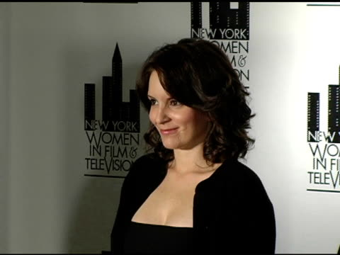 Tina Fey at the 25th Annual Muse Awards for Outstanding Vision and Achievement at the Hilton Hotel in New York New York on December 13 2005