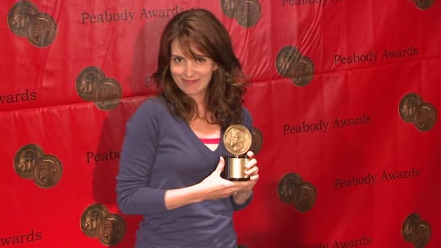 Tina Fey at the 67th Annual Peabody Awards at New York NY