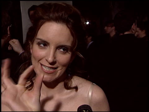 tina fey at the 'mean girls' premiere at the cinerama dome at arclight cinemas in hollywood, california on april 19, 2004. - arclight cinemas hollywood stock videos & royalty-free footage