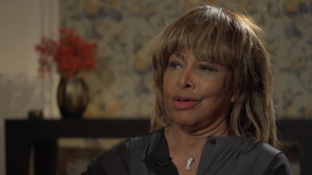 Tina Turner discusses domestic abuse during her marriage to Ike Turner