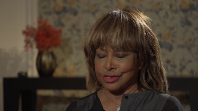 Tina Turner discusses her health saying 'it is very goodi'll be around for a while'
