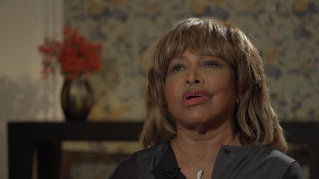 Tina Turner on being treated as a 'star' in Switzerland