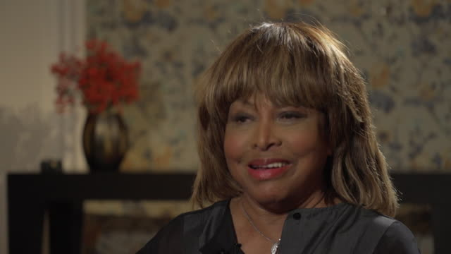 Tina Turner on being very unhappy and helpless whilst in a relationship with Ike Turner
