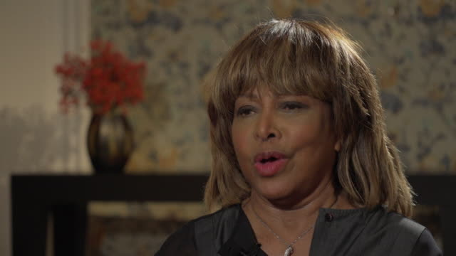 Tina Turner on her relationship with Ike Turner saying 'he treated me like I was a prisoner and he was the guard'