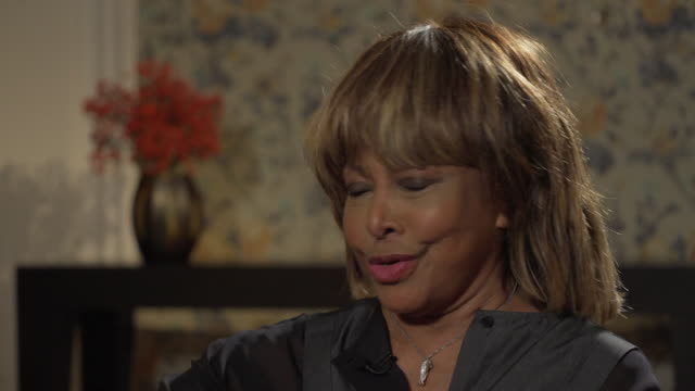 Tina Turner on her traumatic wedding day with Ike Turner