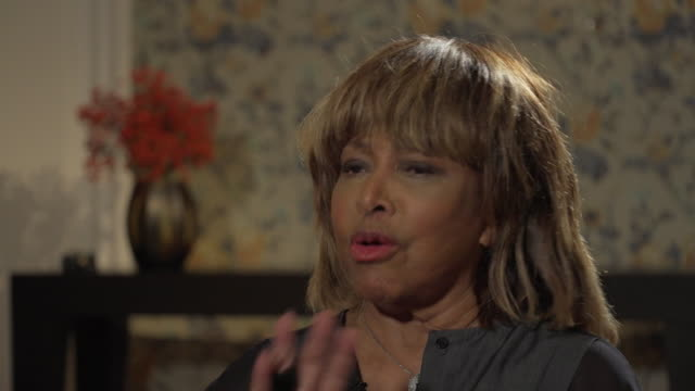 Tina Turner on not fearing death after her recent spell of ill health