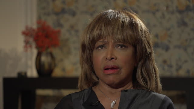 Tina Turner on retiring from singing following her stroke