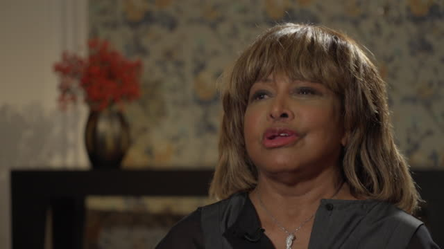 Tina Turner on the first time she encountered Phil Spector's 'Wall of Sound' in a music studio