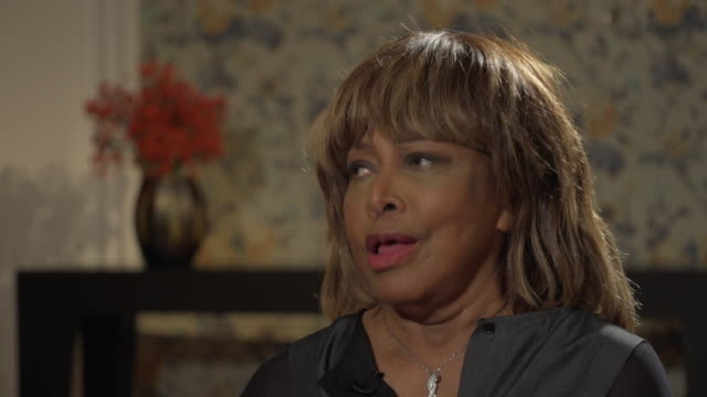Tina Turner talks about her future plans saying 'I'm really proud of what my future as a star became'