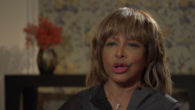 Tina Turner would like to come back as a teacher is she was reincarnated