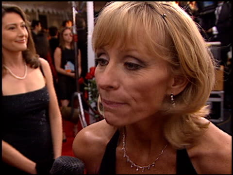 tina wesson at the 2002 people's choice awards at pasadena civic auditorium in pasadena california on january 13 2002 - pasadena civic auditorium stock videos & royalty-free footage