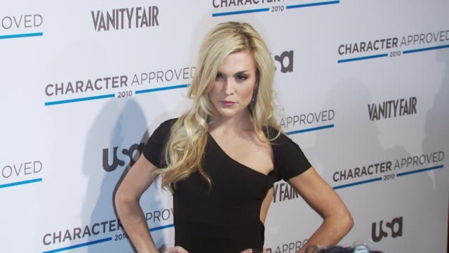 Tinsley Mortimer at the 2nd Annual Character Approved Awards Cocktail Reception at New York NY