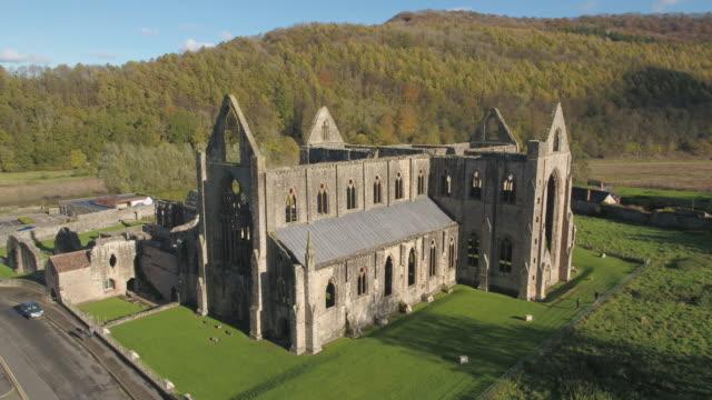 Tintern Abbey, Tintern, Wye Valley, Monmouthshire, Wales, United Kingdom