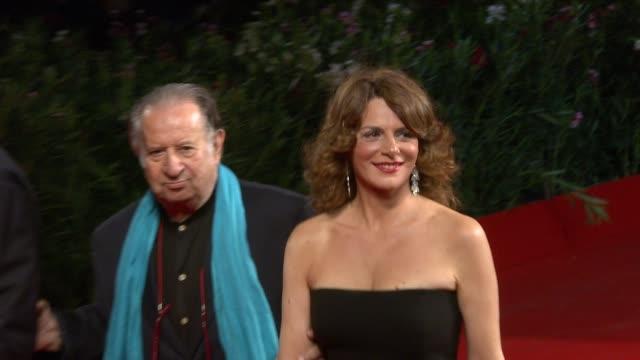 Tinto Brass and guests at the La Passione Premiere 67th Venice Film Festival at Venice