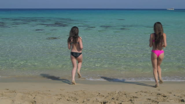 tip of cyprus - swimwear stock videos & royalty-free footage