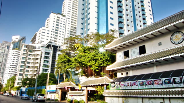 tipical bangkok condo - generic location stock videos & royalty-free footage