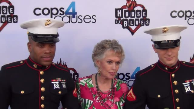 tippi hedren arriving at cops 4 causes 2nd annual heroes helping heroes benefit concert at house of blues in west hollywood, 09/11/13 tippi hedren... - tippi hedren stock videos & royalty-free footage