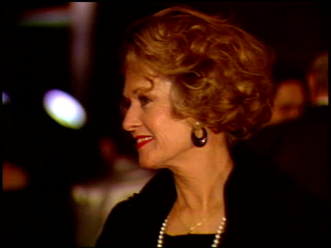 tippi hedren at the premiere of 'the russia house' at universal in universal city, california on december 4, 1990. - tippi hedren stock videos & royalty-free footage