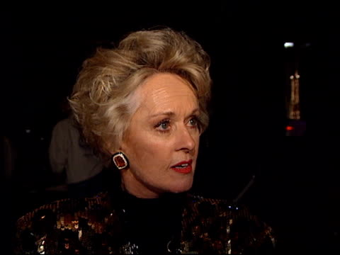 tippi hedren at the shambala event at thunder road in west hollywood, california on december 16, 1995. - tippi hedren stock videos & royalty-free footage