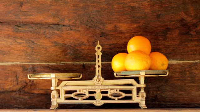 Tipping The Scale Against Four Oranges