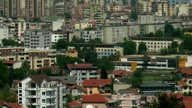 Tirana Landschaft