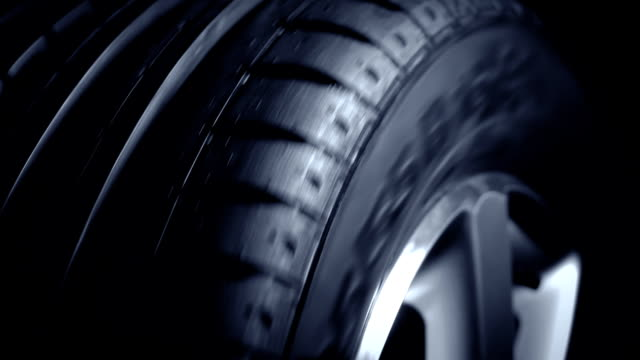 tire - wheel stock videos & royalty-free footage