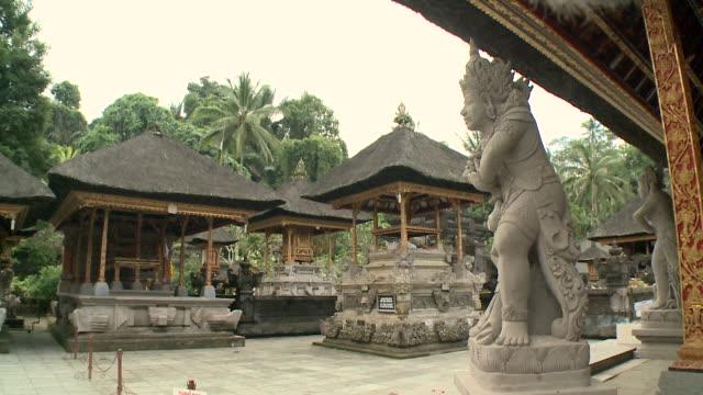 Tirta Empul temple in Bali, Indonesia