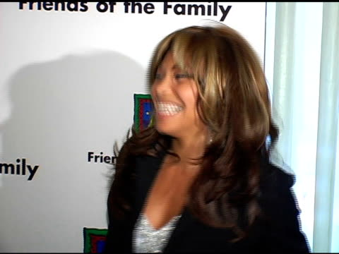 Tisha Campbell Martin at the Families Matter Benefit and Celebration at the Regent Beverly Wilshire Hotel in Beverly Hills California on June 3 2005