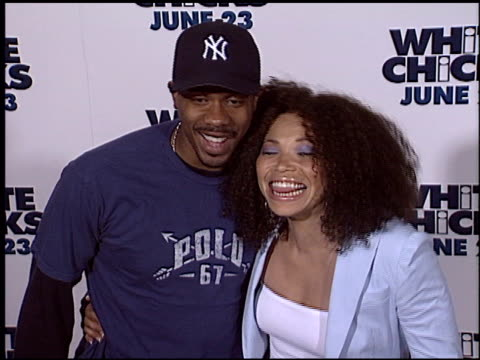 tisha campbellmartin at the 'white chicks' premiere on june 16 2004 - martin campbell stock videos and b-roll footage