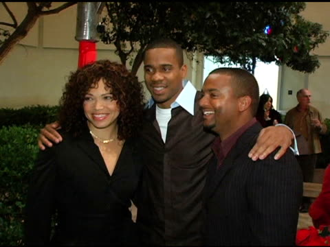 Tisha CampbellMartin Duane Martin and Alfonso Ribeiro at the Debbie Allen Dance Academy Presentation of 'Dreams' at Freud Playhouse in Los Angeles...
