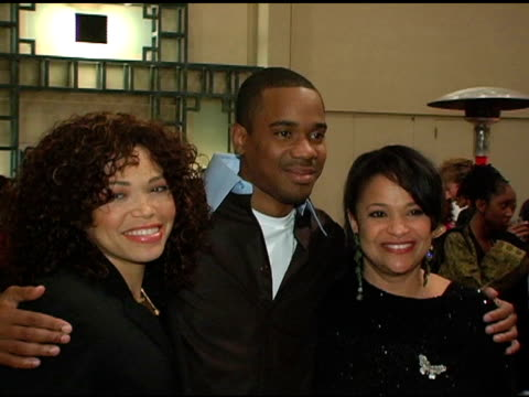 Tisha CampbellMartin Duane Martin and Debbie Allen at the Debbie Allen Dance Academy Presentation of 'Dreams' at Freud Playhouse in Los Angeles...