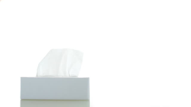 tissue box - facial tissue stock videos & royalty-free footage