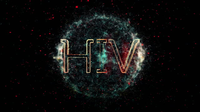 hiv title animation - human representation stock videos & royalty-free footage