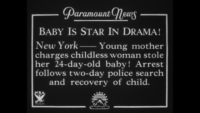 baby is star in drama new york young mother charges childless woman stole her 24dayold baby arrest follows twoday police search and recovery of child... - card table stock videos and b-roll footage