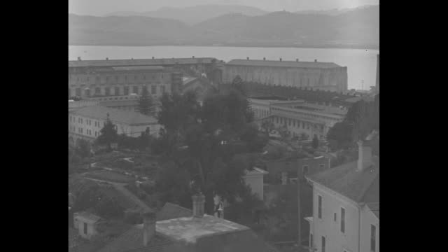 victims tell of break san quentin calif prison board members kidnaped by fleeing convicts tell dramatic story police army recaptures fugitives in... - prison break stock videos & royalty-free footage
