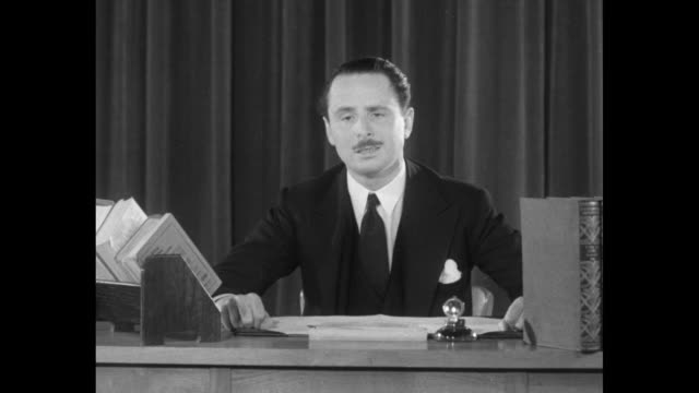 wake up england london sir oswald mosley leader of labor group describes britain's need for leadership of youth in government / sir oswald mosley... - labor party stock videos & royalty-free footage