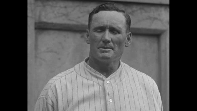 Walter Johnson Sizes Up Baseball Chances Veteran manager of Washington Senators gives you his views on American League pennant chase / interview with...